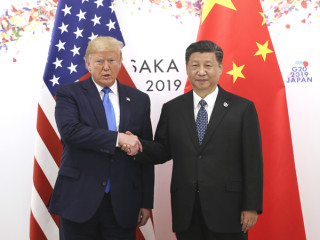 Xi, Trump Lift Confidence Arou